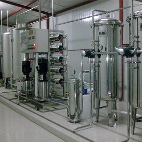 Ultrapure Water Processing