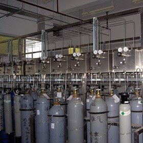 Ultrapure Gas Treatment