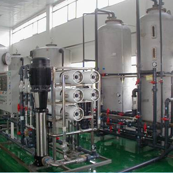 Boiler Feed Water Filtration Application