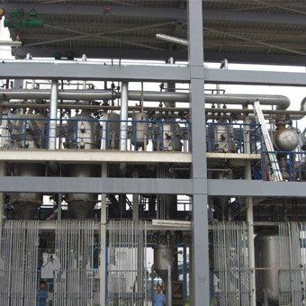ポリシリコン濾過と排気処理